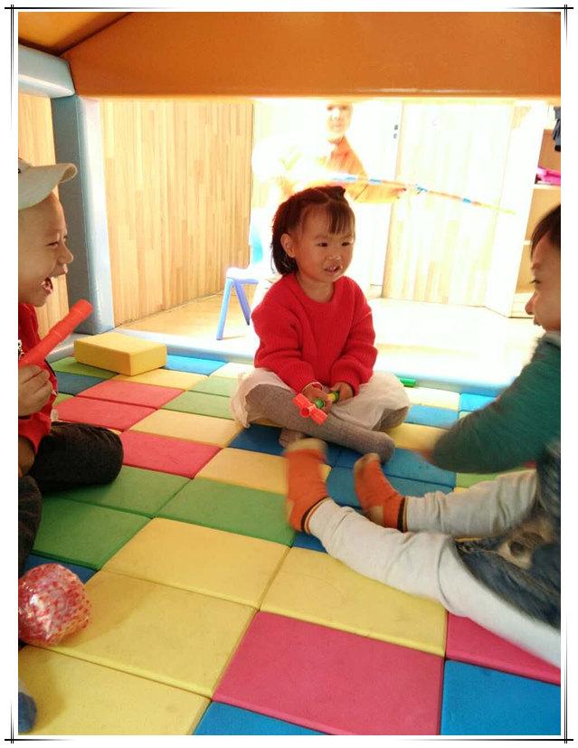 恬恬上幼儿园的第一天